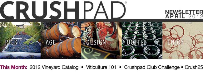 logoHeadline CrushPad Update